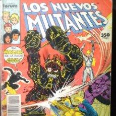 Cómics: LOS NUEVOS MUTANTES - Nº 31-35. Lote 232639035