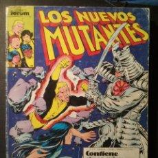 Cómics: LOS NUEVOS MUTANTES - Nº 1-5. Lote 232639125