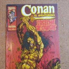 Cómics: COMC CONAN EL AVENTURERO COMICS FORUM Nº 6. Lote 232677600