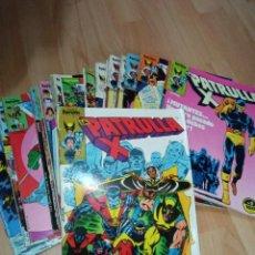 Comics : LOTE 'PATRULLA X' FÓRUM 1 EDICIÓN, PRIMEROS NÚMEROS. Lote 232681350