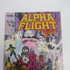 Cómics: ALPHA FLIGHT Nº 32 FORUM AÑO 1987 MUCHOS EN VENTA MIRA TUS FALTAS AX41. Lote 232784720
