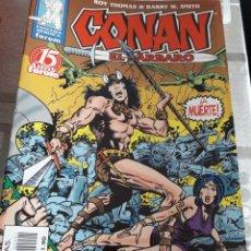 Comics: CONAN EL BARBARO COLECCION COMPLETA 98 COMICS. Lote 232809500