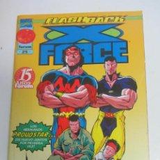 Comics: X-FORCE VOL. II Nº 25 FORUM MUCHOS EN VENTA MIRA TUS FALTAS AX41. Lote 232838920