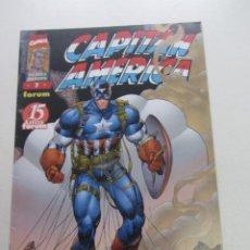 Comics: CAPITAN AMERICA HEROES REBORN Nº 7 FORUM BUEN ESTADO MUCHOS EN VENTA PIDE FALTAS AX43. Lote 232973287