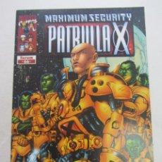 Comics: PATRULLA X VOL II Nº 66 FORUM FORUM BUEN ESTADO MUCHOS EN VENTA PIDE FALTAS AX43. Lote 232999740
