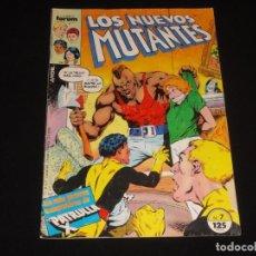 Comics: LOS NUEVOS MUTANTES Nº 7. 1986. VOLUMEN 1. EDITORIAL FORUM. C-73. Lote 233039965