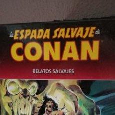 Comics: LA ESPADA SALVAJE DE CONAN - PLANETA - PRIMEROS 10 TOMOS - IMPECABLES - OPORTUNIDAD. Lote 233114095