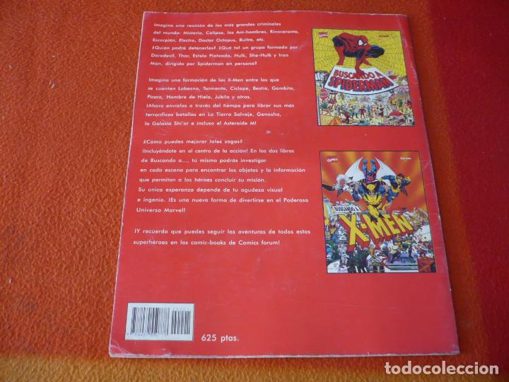 Cómics: BUSCANDO A SPIDERMAN ¡BUEN ESTADO! MARVEL FORUM ALBUM TAMAÑO GRANDE DONDE ESTA WALLY - Foto 3 - 233205035