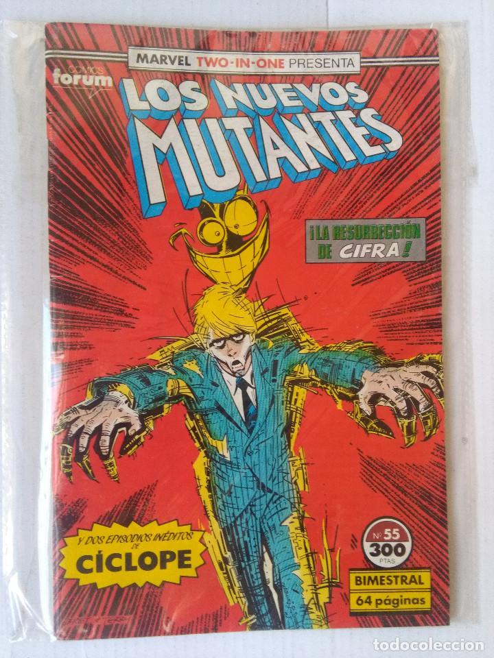 LOS NUEVOS MUTANTES 55-FORUM (Tebeos y Comics - Forum - Nuevos Mutantes)