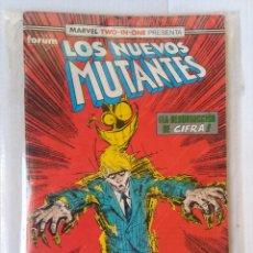 Cómics: LOS NUEVOS MUTANTES 55-FORUM. Lote 233246790
