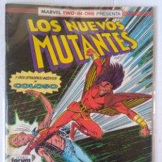 Cómics: LOS NUEVOS MUTANTES 50-FORUM. Lote 233246955