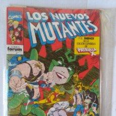Cómics: LOS NUEVOS MUTANTES 60-FORUM. Lote 233247390