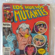 Comics : LOS NUEVOS MUTANTES 63-FORUM. Lote 233247585