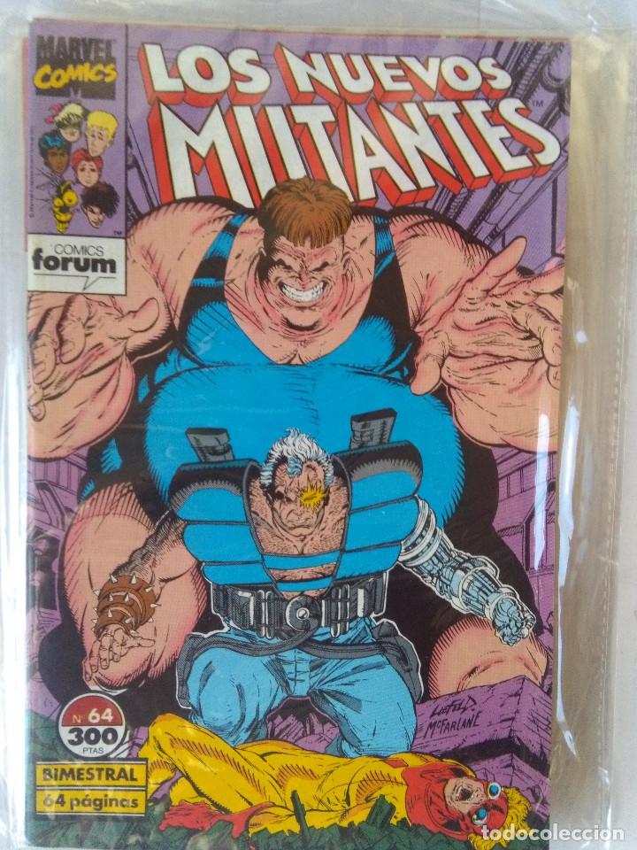 LOS NUEVOS MUTANTES 64-FORUM (Tebeos y Comics - Forum - Nuevos Mutantes)