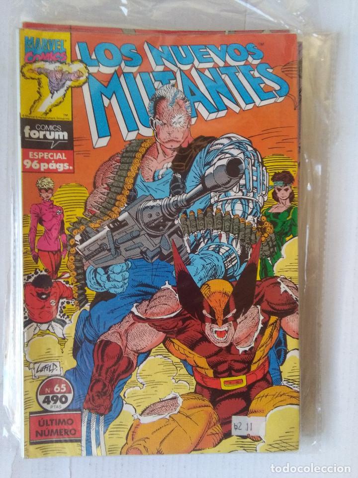 LOS NUEVOS MUTANTES 65-FORUM (Tebeos y Comics - Forum - Nuevos Mutantes)
