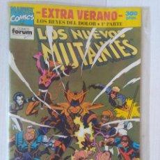 Cómics: LOS NUEVOS MUTANTES EXTRA VERANO 1992-FORUM. Lote 233248085