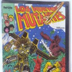 Cómics: LOS NUEVOS MUTANTES ESPECIAL VERANO 1987-FORUM. Lote 233248180