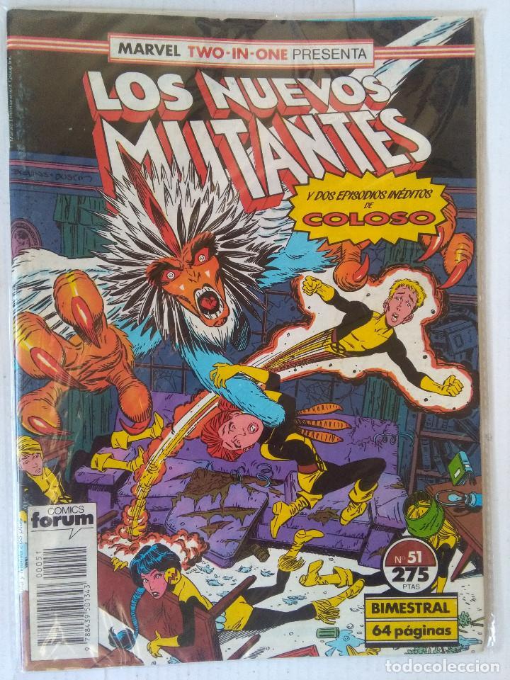 LOS NUEVOS MUTANTES 51-FORUM (Tebeos y Comics - Forum - Nuevos Mutantes)