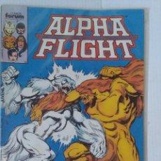 Comics: ALPHA FLIGHT 18-FORUM. Lote 233319440