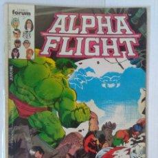 Cómics: ALPHA FLIGHT 28-FORUM. Lote 233319505