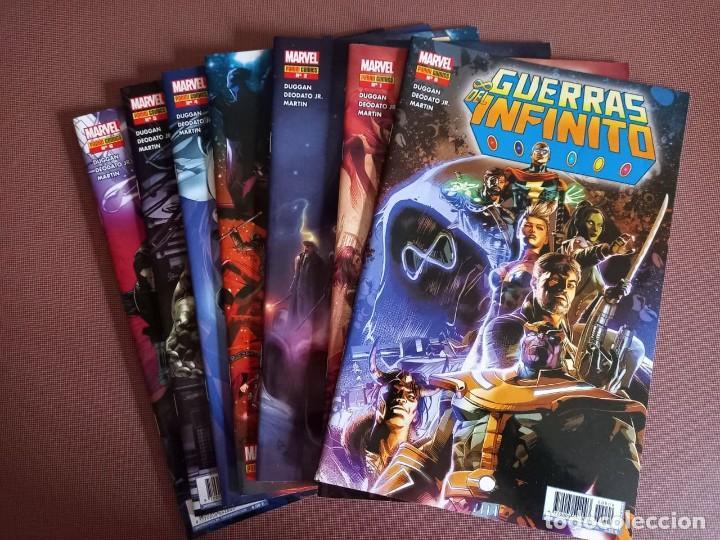 COMIC GUERRAS DEL INFINITO 1 AL 6 (Tebeos y Comics - Forum - Vengadores)
