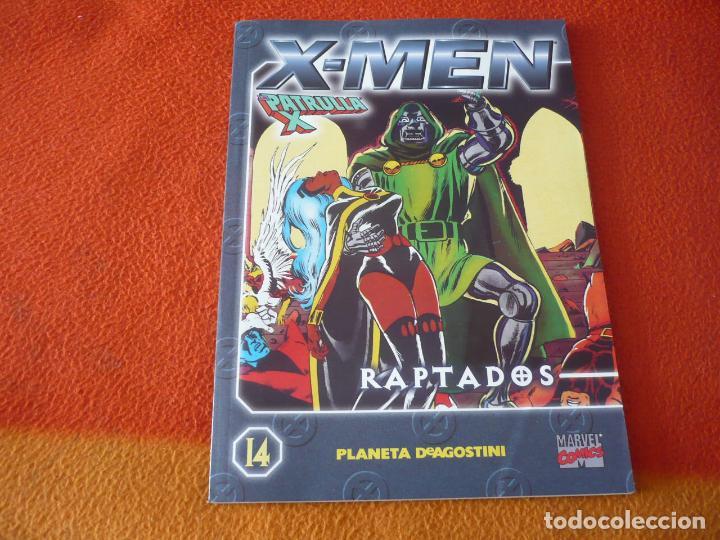 LA PATRULLA X COLECCIONABLE Nº 14 RAPTADOS ( CLAREMONT ) ¡BUEN ESTADO! MARVEL FORUM X MEN (Tebeos y Comics - Forum - Patrulla X)