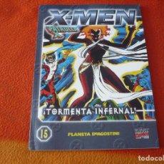 Cómics: LA PATRULLA X COLECCIONABLE Nº 15 TORMENTA INFERNAL ( CLAREMONT ) ¡BUEN ESTADO! MARVEL FORUM X MEN. Lote 233383590