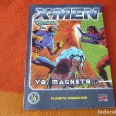 Cómics: LA PATRULLA X COLECCIONABLE Nº 16 YO MAGNETO ( CLAREMONT ) ¡BUEN ESTADO! MARVEL FORUM X MEN. Lote 233383735