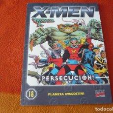Cómics: LA PATRULLA X COLECCIONABLE Nº 18 PERSECUCION ( CLAREMONT ) ¡BUEN ESTADO! MARVEL FORUM X MEN. Lote 233384015