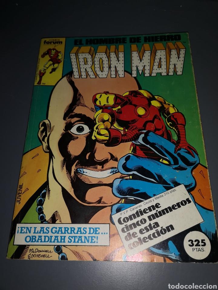 AD4. COMIC IRON MAN EL HOMBRE DE HIERRO NUMERO 16 (Tebeos y Comics - Forum - Iron Man)