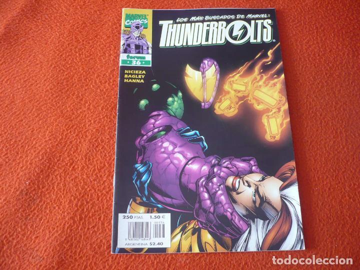 THUNDERBOLTS VOL. 1 Nº 36 ( NICIEZA BAGLEY ) ¡BUEN ESTADO! MARVEL FORUM (Tebeos y Comics - Forum - Otros Forum)