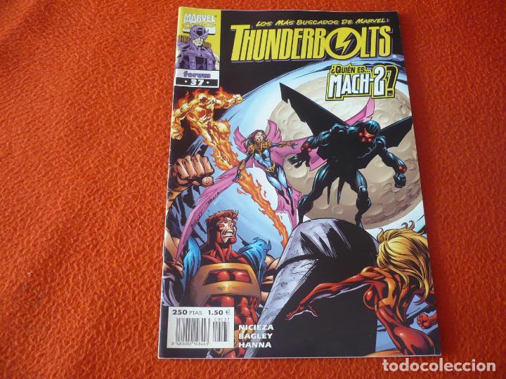 THUNDERBOLTS VOL. 1 Nº 37 ( NICIEZA BAGLEY ) ¡BUEN ESTADO! MARVEL FORUM (Tebeos y Comics - Forum - Otros Forum)