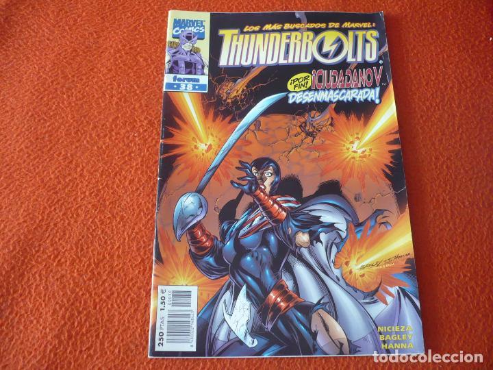 THUNDERBOLTS VOL. 1 Nº 38 ( NICIEZA BAGLEY ) ¡BUEN ESTADO! MARVEL FORUM (Tebeos y Comics - Forum - Otros Forum)