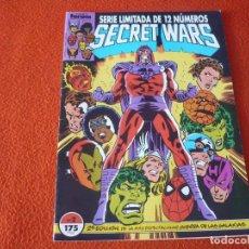 Cómics: SECRET WARS VOL. 1 Nº 2 2ª EDICION ( MIKE ZECK ) ¡MUY BUEN ESTADO! MARVEL FORUM SEGUNDA. Lote 233632800