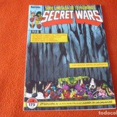 Cómics: SECRET WARS Nº 4 2ª EDICION ( SHOOTER ZECK ) ¡MUY BUEN ESTADO! MARVEL FORUM SEGUNDA. Lote 233633025