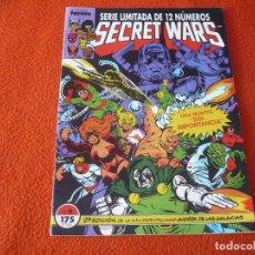 Cómics: SECRET WARS Nº 6 2ª EDICION ( SHOOTER ZECK ) ¡MUY BUEN ESTADO! MARVEL FORUM SEGUNDA. Lote 233633115