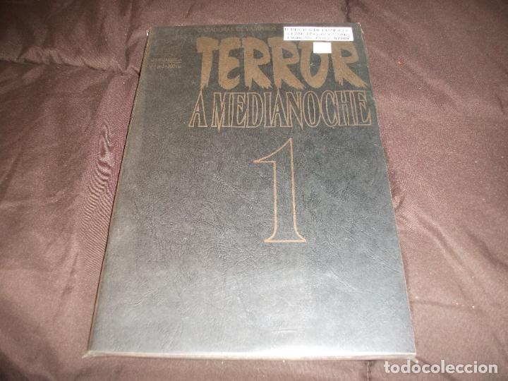 TERROR A MEDIANOCHE COMPLETA 3 NUMEROS (Tebeos y Comics - Forum - Otros Forum)