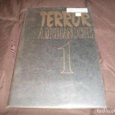 Cómics: TERROR A MEDIANOCHE COMPLETA 3 NUMEROS. Lote 233641295