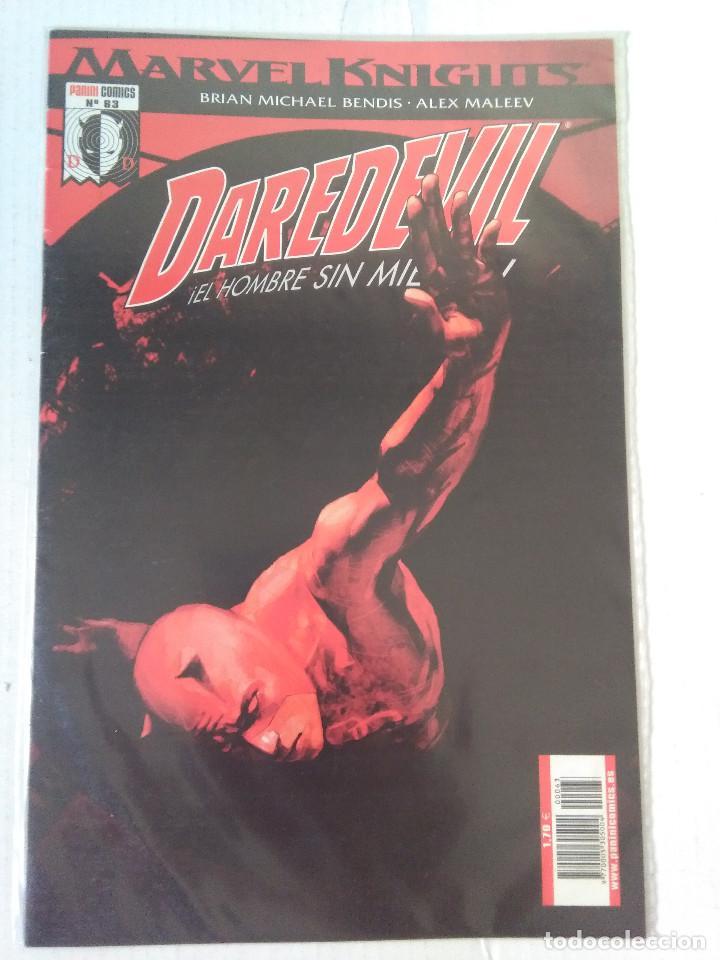 MARVEL KNIGHTS DAREDEVIL 63 (Tebeos y Comics - Forum - Daredevil)