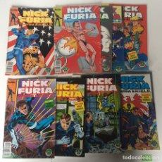 Cómics: NICK FURIA CONTRA S.H.I.E.L.D. COMPLETA. Lote 233753995