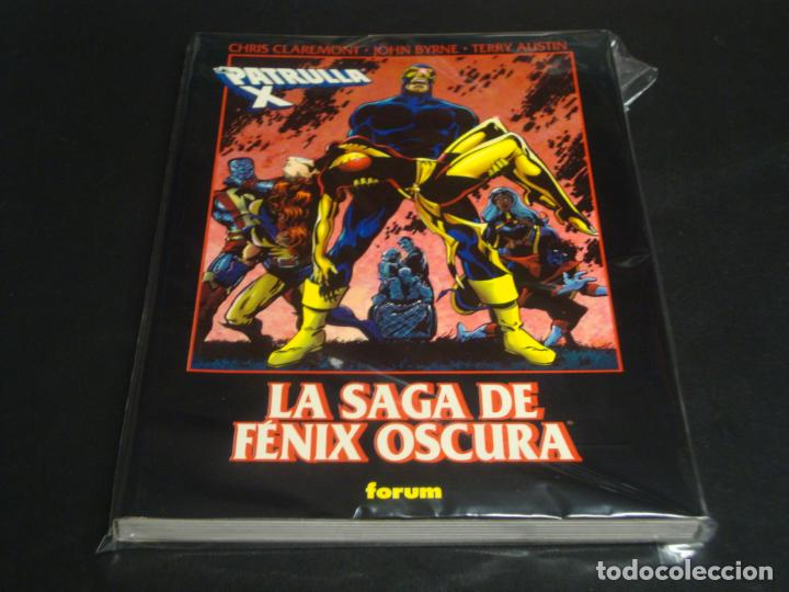 LA SAGA DE FENIX OSCURA. OBRAS MAESTRAS FORUM IMPECABLE (Tebeos y Comics - Forum - Patrulla X)