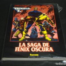 Cómics: LA SAGA DE FENIX OSCURA. OBRAS MAESTRAS FORUM IMPECABLE. Lote 233792110