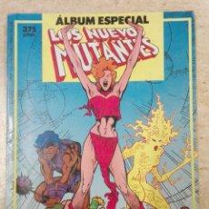 Cómics: LOS NUEVOS MUTANTES ALBUM ESPECIAL. Lote 233847450