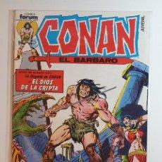 Cómics: CONAN EL BARBARO 1ª EDICION Nº 1 AL 213 (+) 3 ESPECIALES (COMPLETA) (FORUM). Lote 227782045