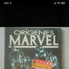 Cómics: ORIGNES MARVEL-VENGADORES. Lote 234149615