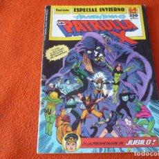 Cómics: LA PATRULLA X ESPECIAL INVIERNO 1989 ATLANTIS ATACA ¡BUEN ESTADO! FORUM MARVEL. Lote 234167130