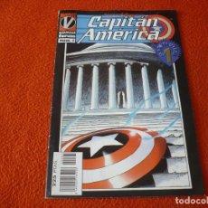 Cómics: CAPITAN AMERICA VOL. 3 Nº 1 ( WAID GARNEY ) FORUM MARVEL MARVELUTION STEVE ROGERS. Lote 234175385