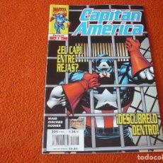 Cómics: CAPITAN AMERICA VOL. 4 Nº 23 ( WAID ) ¡MUY BUEN ESTADO! FORUM MARVEL IV. Lote 234175875