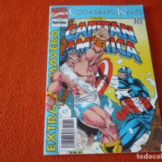 Cómics: CAPITAN AMERICA EXTRA PRIMAVERA 1993 CIUDADANO KANG ¡BUEN ESTADO! FORUM MARVEL. Lote 234182110