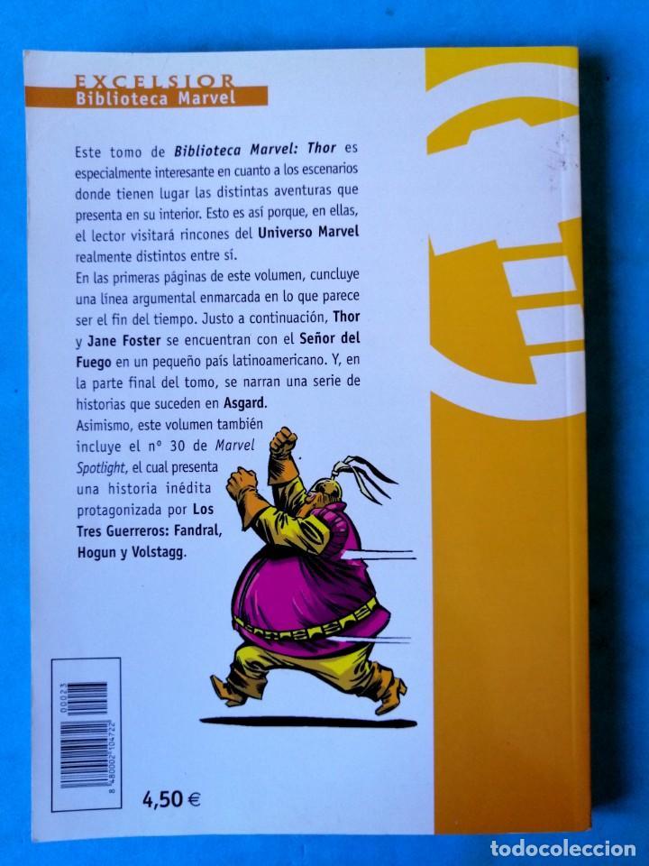 Cómics: BIBLIOTECA MARVEL EXCELSIOR - THOR Nº 23 - FORUM BUEN ESTADO - Foto 2 - 234375175